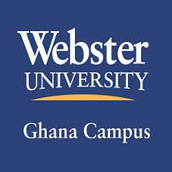 WebsterUniversity Pay in Ghana Cedis